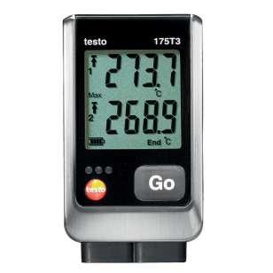 testo 175 T3 2-kanálový záznamník teploty