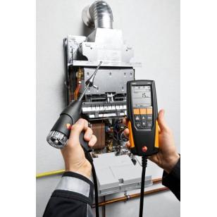 testo 310 analyzátor spalín s tlačiarňou