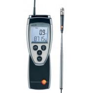 testo 416 vrtuľkový anemometer