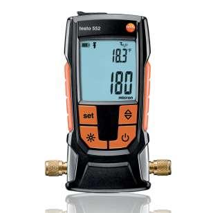 testo 552 digitálny vákuometer