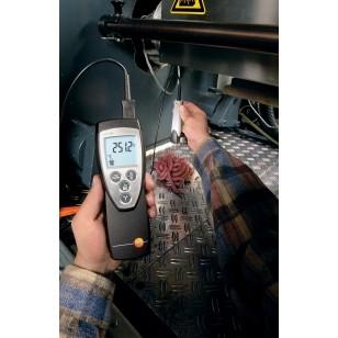 testo 925 – TC teplomer s veľkým rozsahom a rýchlou odozvou