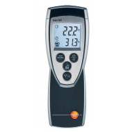 testo 922 – TC teplomer s veľkým rozsahom a rýchlou odozvou