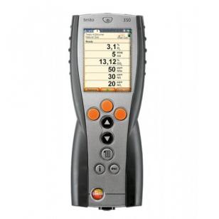 testo 350 priemyselný analyzátor spalín