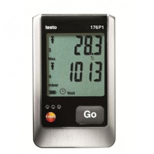 testo 176 P1 - 5 kanálový záznamník tlaku, teploty a vlhkosti