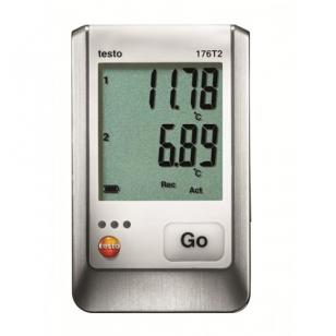 testo 176 T2 - 2 kanálový záznamník teploty