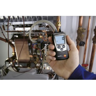 testo 510 SET diferenčný tlakomer