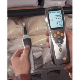 testo 635-1 multifunkčný vlhkomer/teplomer