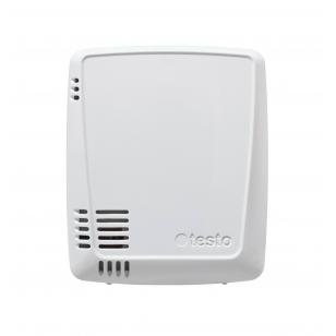 testo 160 THE - Wifi záznamník s interným snímačom teploty a vlhkosti a s 2 konektormi pre snímače
