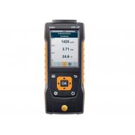 testo 440 merací prístroj pre klímu s integrovaným senzorom diferenčného tlaku