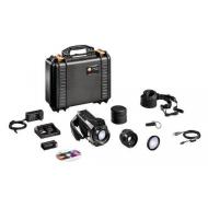 testo 890 termokamera s troma objektívmi