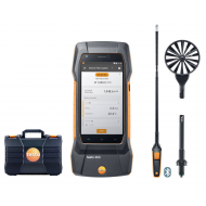 SET testo 400 so 16 mm vrtuľkovou sondou