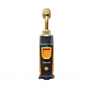 testo 549i tlakomer ovládaný cez smartphone